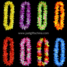 Promotional Colorful Flower Hulahula Necklace